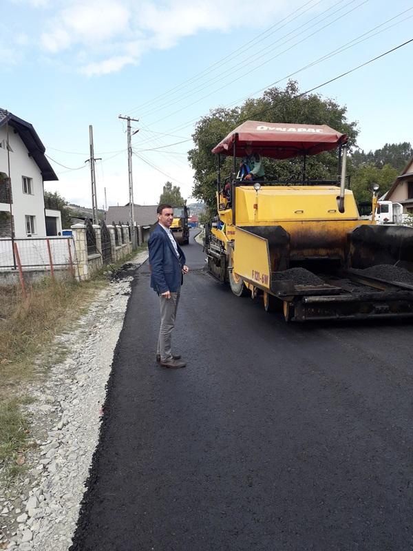 """Pipirig. Vasile Dorneanu: """"Aşa cum am promis sunt şi voi fi primarul tuturor!"""""""