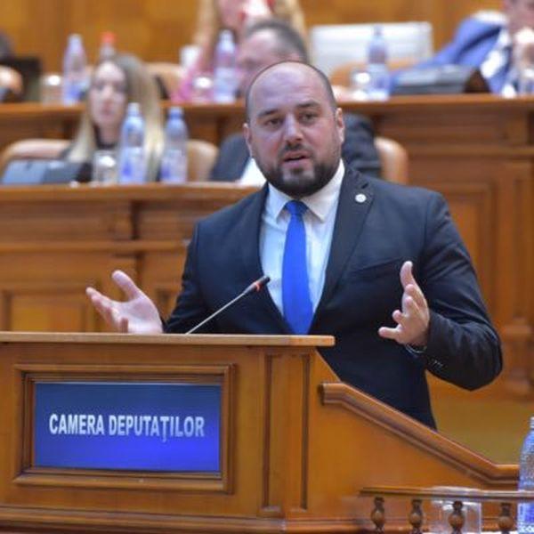 Propunerea legislativă a deputatului Ionuț Simionca cu privire la redeschiderea unor unități de alimentație publică, în Parlament