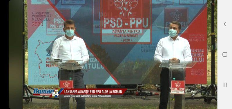 PSD are candidat la Roman- fostul primar liberal Lucian Micu!