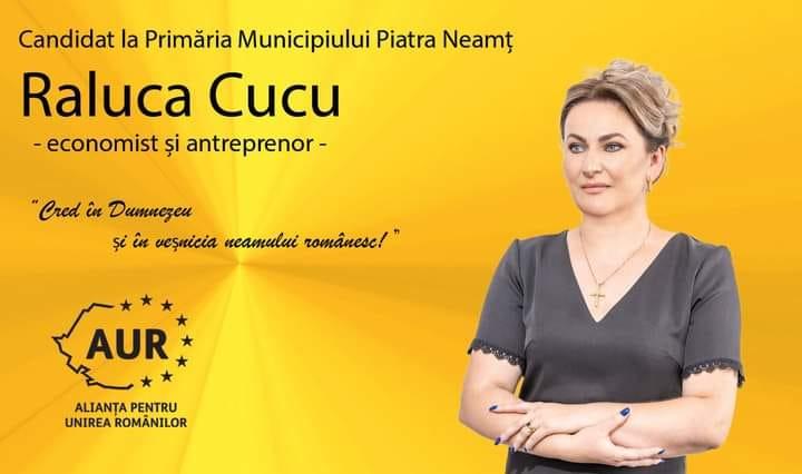 """Răzvan Cuc are o contracandidată din """"familie"""": Raluca Cucu"""