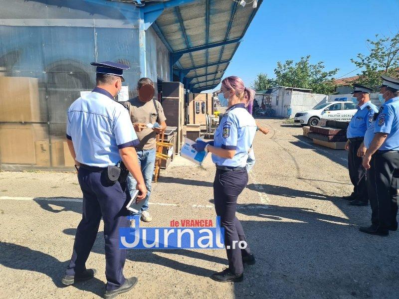 Respectarea normelor sanitare în atenția autorităților din Vrancea