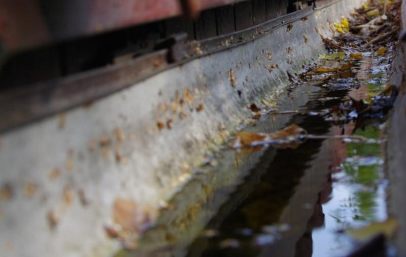 Sancționat de Garda de Mediu Vrancea pentru că deversa ape murdare în șanțul de pe marginea drumului
