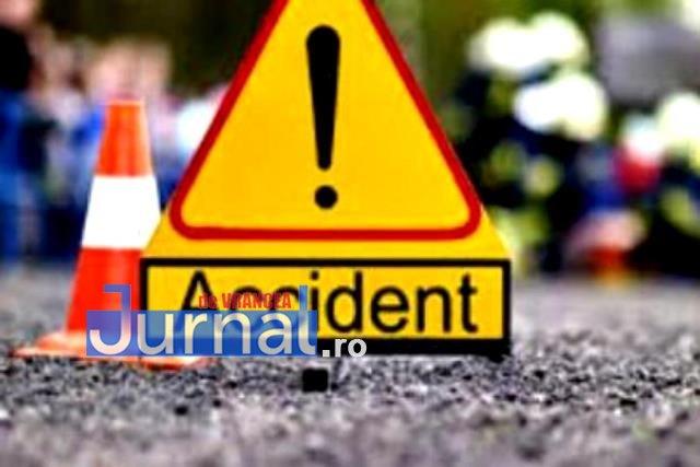 ULTIMĂ ORĂ: 3 autoturisme implicate într-un accident rutier pe drumul spre Odobești