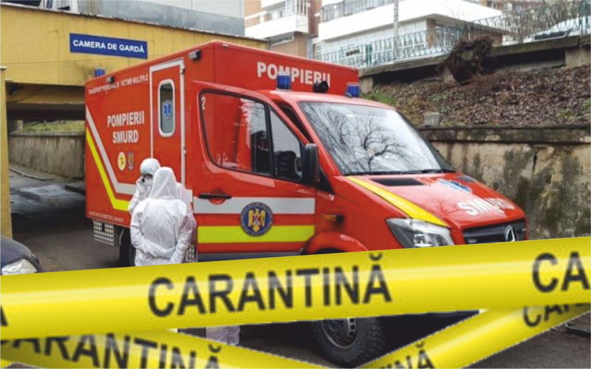 12.285 de teste COVID-19, efectuate în Teleorman. 429 de pacienţi internaţi la Spitalul Caritas au fost declaraţi vindecaţi