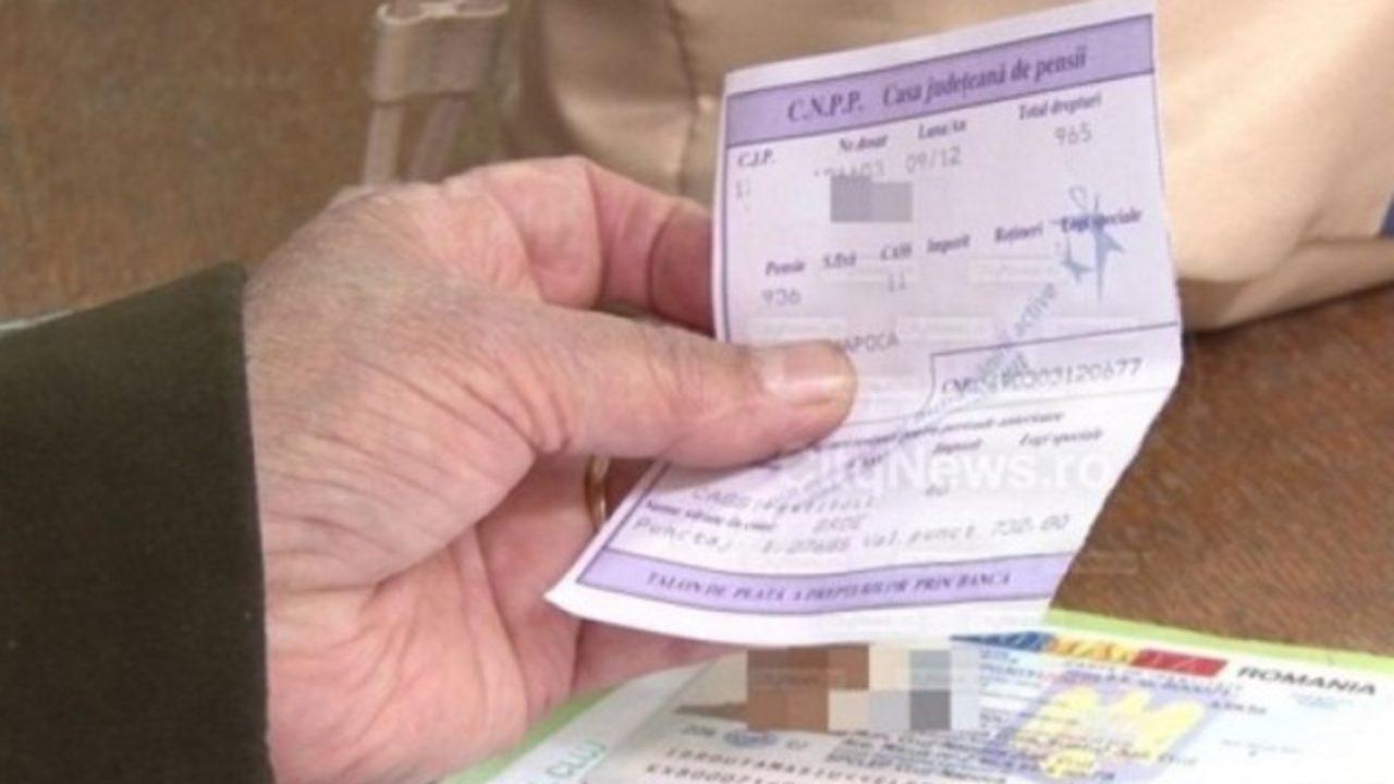 Conaf impotriva maririi pensiilor: Creșterea pensiilor cu 40% va afecta grav echilibrul bugetar al României