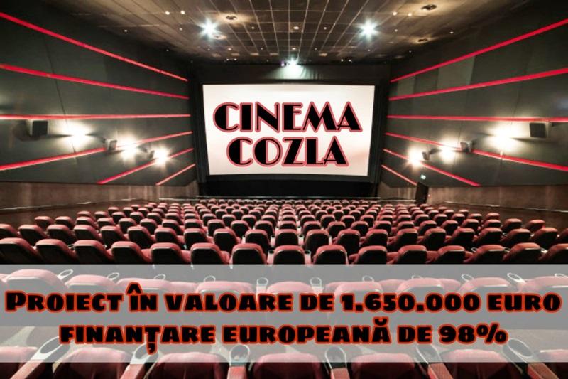 """Dragoş Chitic: """"Cinematograful Cozla va reveni la gloria de al"""