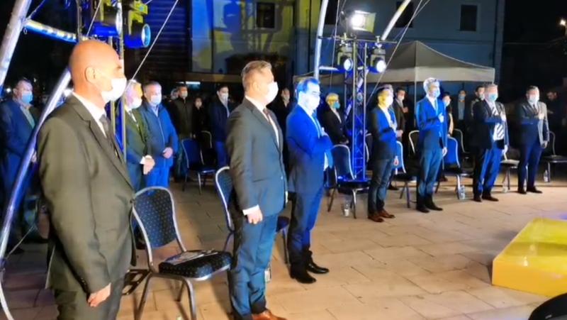Live. Premierul Ludovic Orban la Piatra Neamț