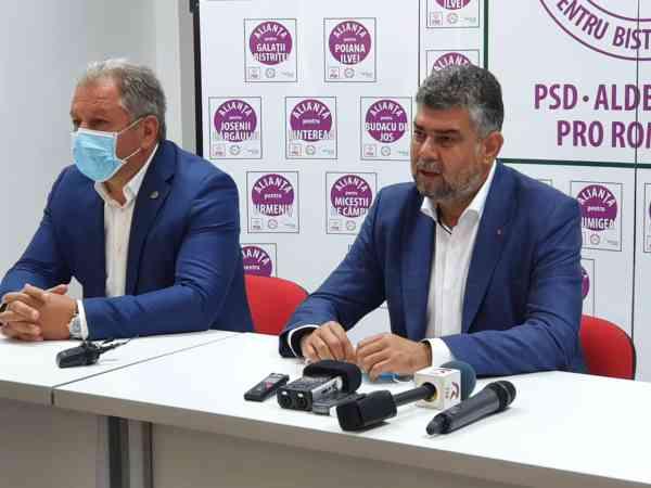 Marcel Ciolacu (PSD): Radu Moldovan este, de departe, cel mai performant preşedinte de consiliu judeţean din România