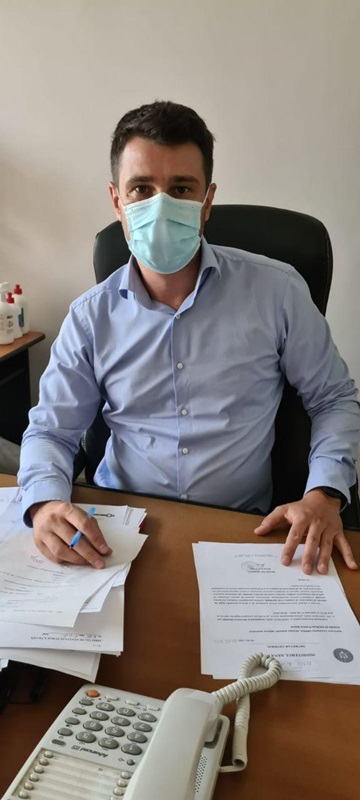 Șeful DSP Neamț este infectat cu coronavirus