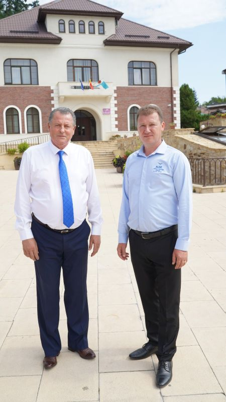 Speranțele noastre se îndreaptă spre Ciprian Enache, candidatul ALDE