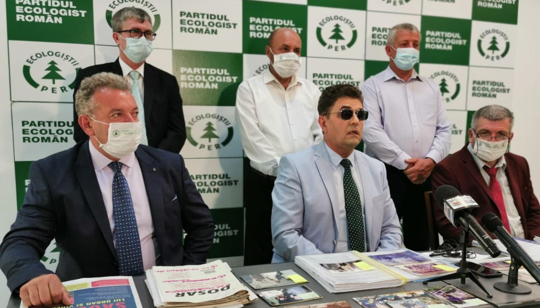 """Teodor Niţulescu, candidatul PER la CJ Teleorman: """"Voi demasca jaful şi trădarea naţională care se practică în judeţul Teleorman"""""""