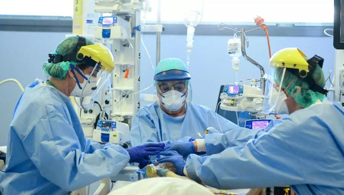 Un bărbat de 51 de ani, care avea și alte boli, este al 109-lea pacient cu Covid decedat