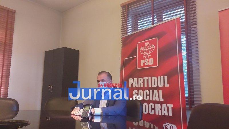 """VIDEO! Deputatul Nicușor Halici: """"Viața continuă și după 27 septembrie. Vrâncenii trebuie să rămână uniți"""""""