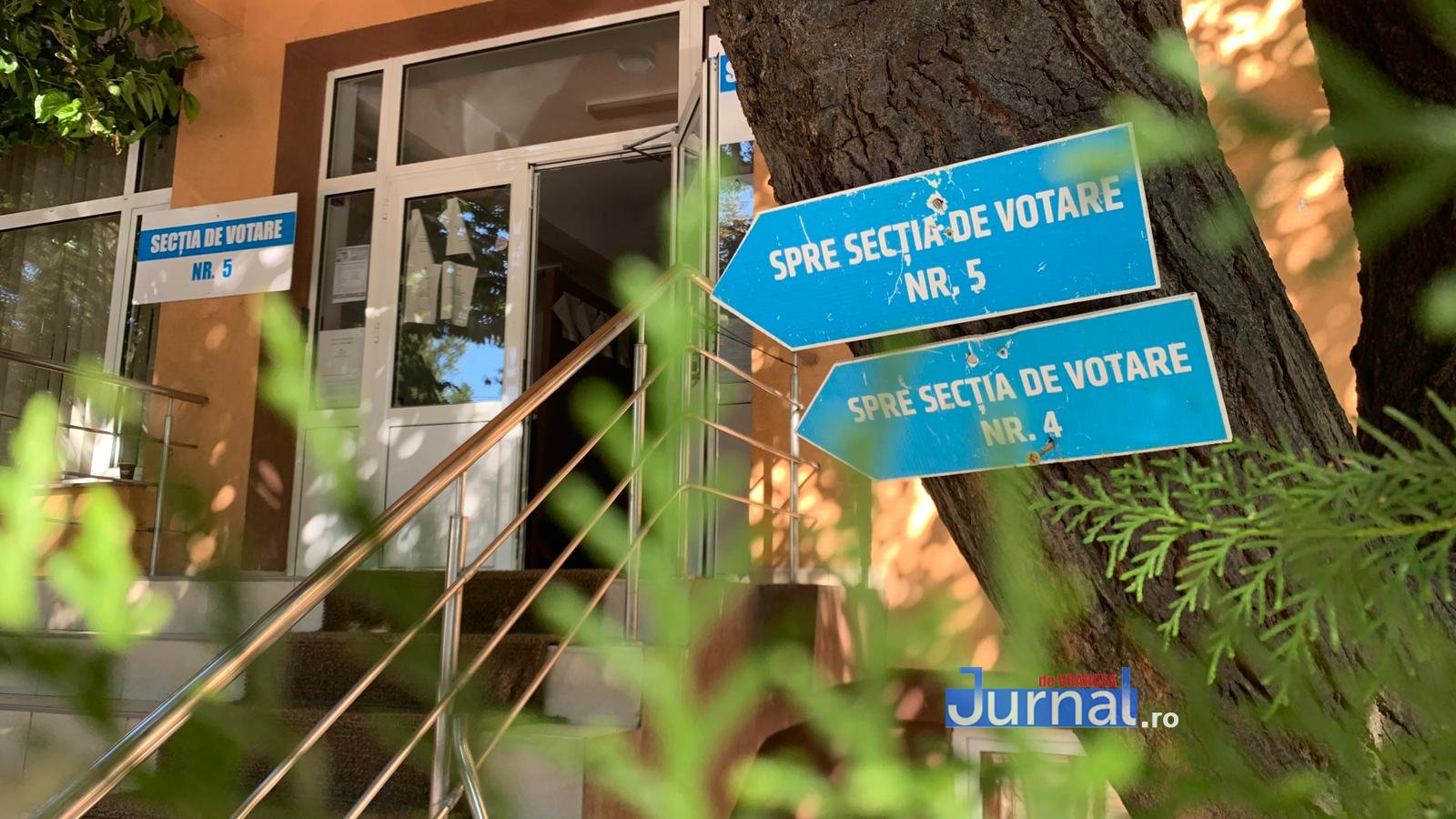 Vrancea la ora 13.00 – 22% dintre cetățeni au mers la vot!