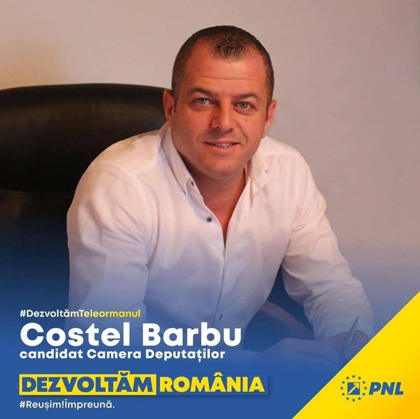 Cristi Barbu: Guvernul Orban demonstrează că fondurile nu se al