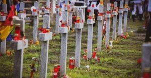 De Ziua Eroilor, la Cimitirul Internațional de la Valea Uzului