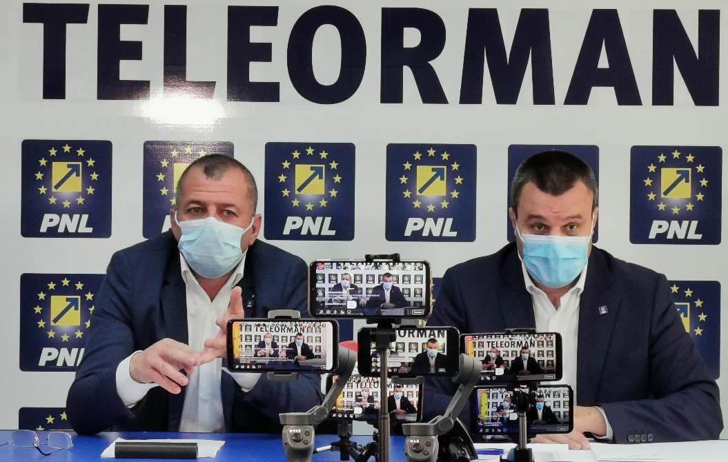 PNL Teleorman a stabilit candidaţii pentru Senat şi Camera Deputaţilor. Eugen Pîrvulescu şi Cristi Barbu vor deschide listele