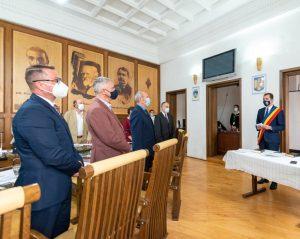 Primarul municipiului Sfântu Gheorghe, Antal Arpad, a preluat of