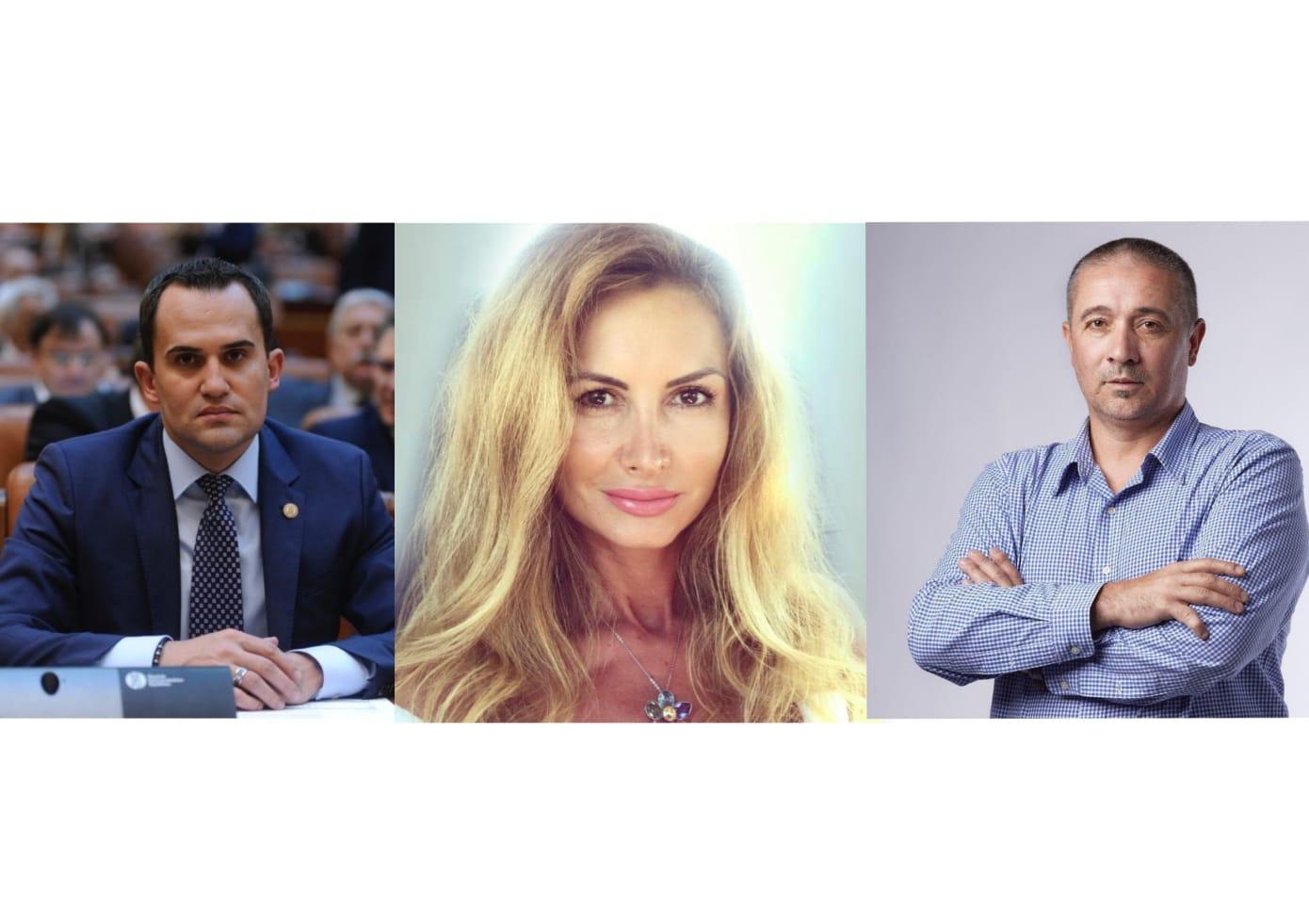 PSD pentru parlamentare: Șerban, Bulai, Munteanu și Cuc la Sena