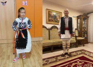 Ștafeta generațiilor  Proiect de promovare a culturii și tradi