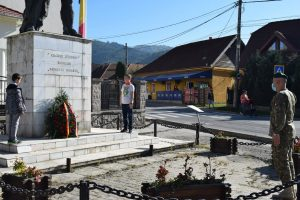 Ziua Armatei Române, celebrată la Covasna