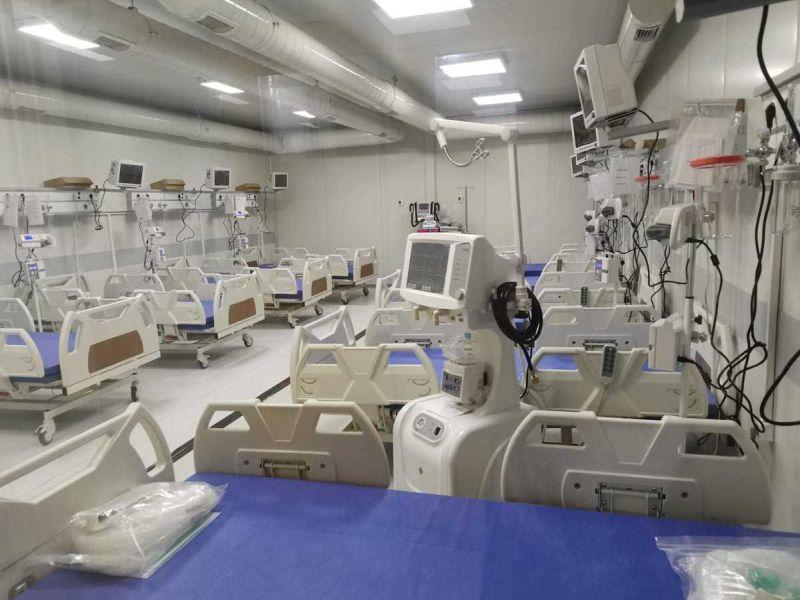 ATI Piatra-Neamț primește echipamente și de la Spitalul Modula