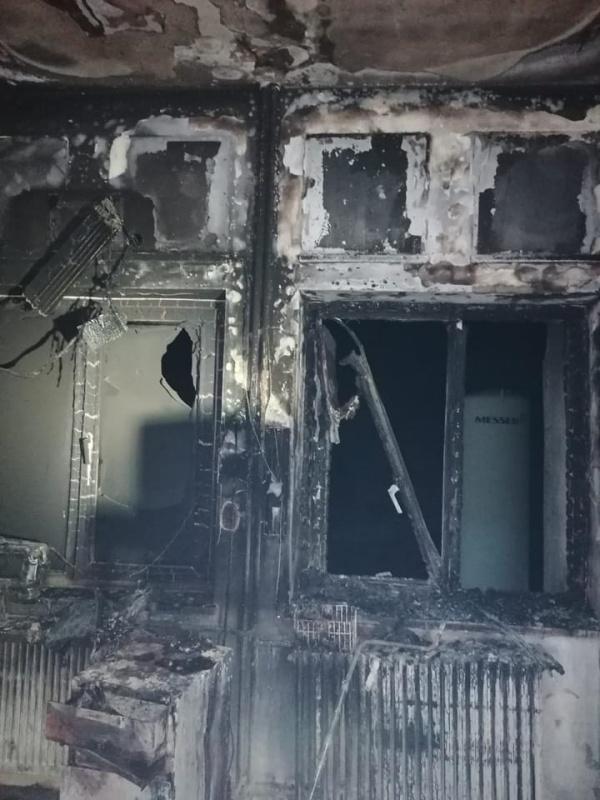 Au murit încă doi pacienți transferați după incendiul de la