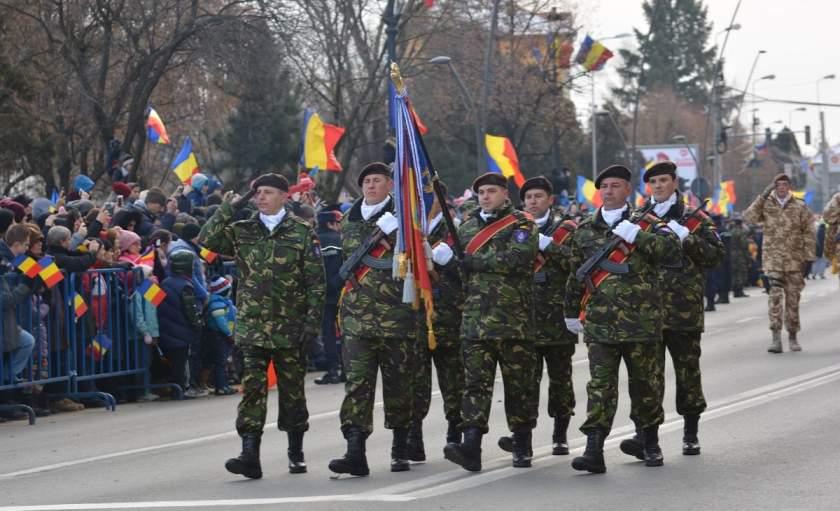 Ceremonia militară din 1 Decembrie de la Alba Iulia va avea loc