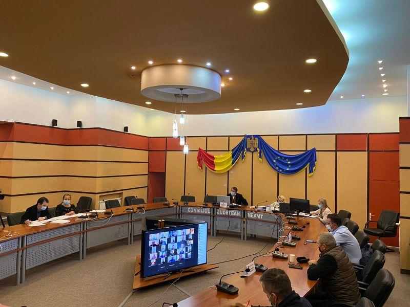 Comunicat de presă PSD:  Consilierii județeni PNL, ProRomânia,