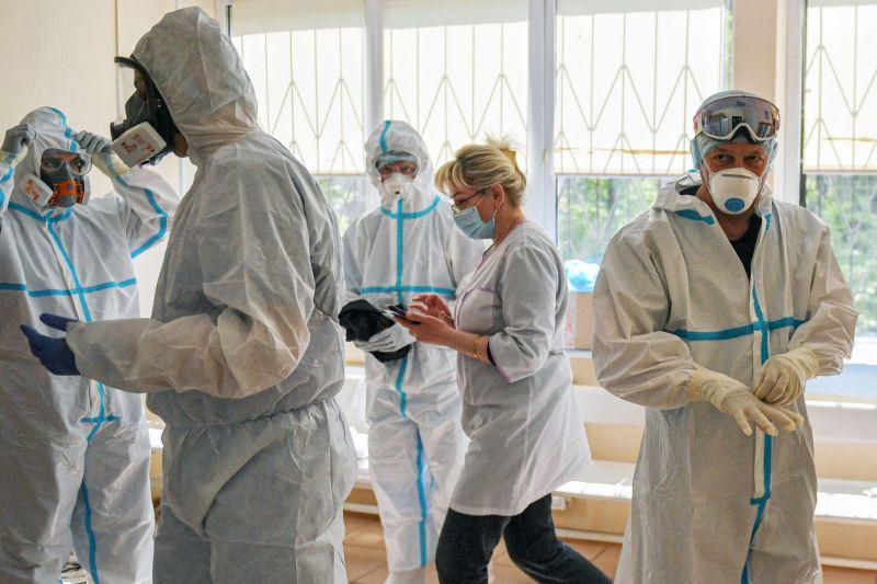 Explozie de infectări Covid în două comune din Neamț. Inciden