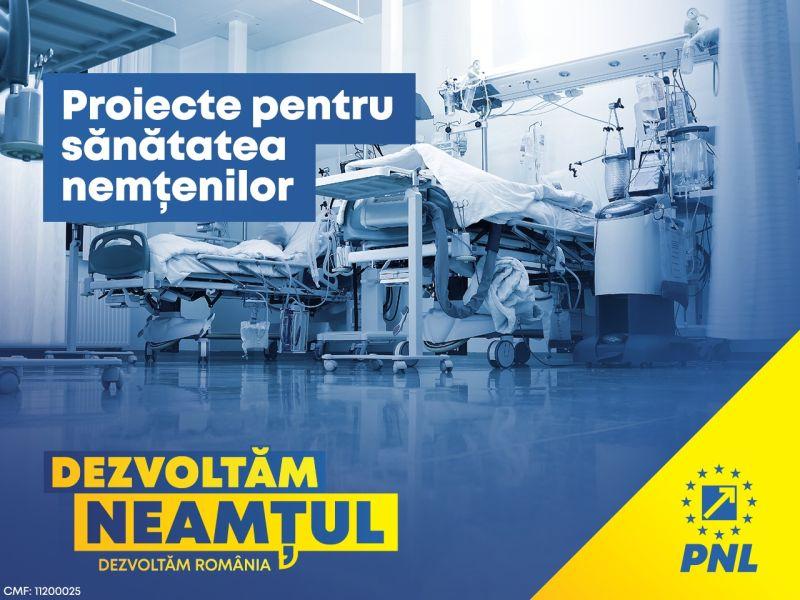 Mugur Cozmanciuc: Soluția liberală pentru pentru sistemul sanit