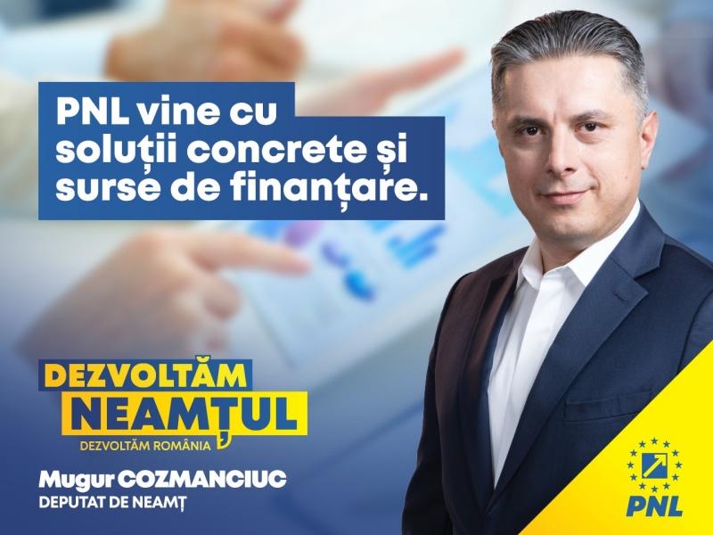 PNL știe, poate și are resursele pentru dezvoltarea României,