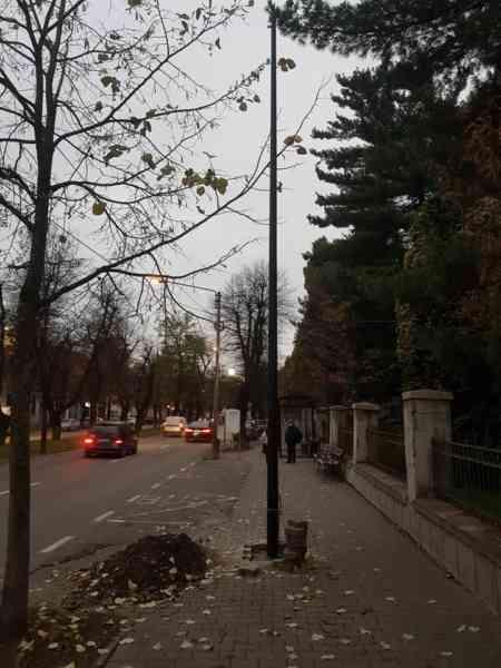 Primarul Ioan Turc a oprit lucrările de modernizare a rețelei d