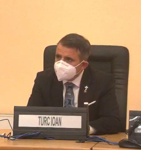 Primarul Ioan Turc, în izolare pentru următoarele 14 zile! A fo