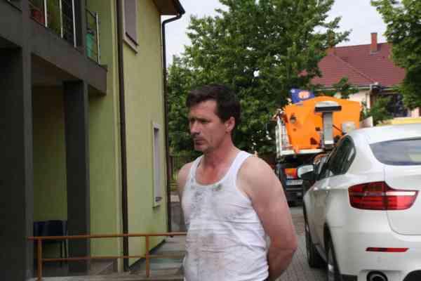 Rambo de Bârgău, trimis în judecată, pentru incendiul din 201