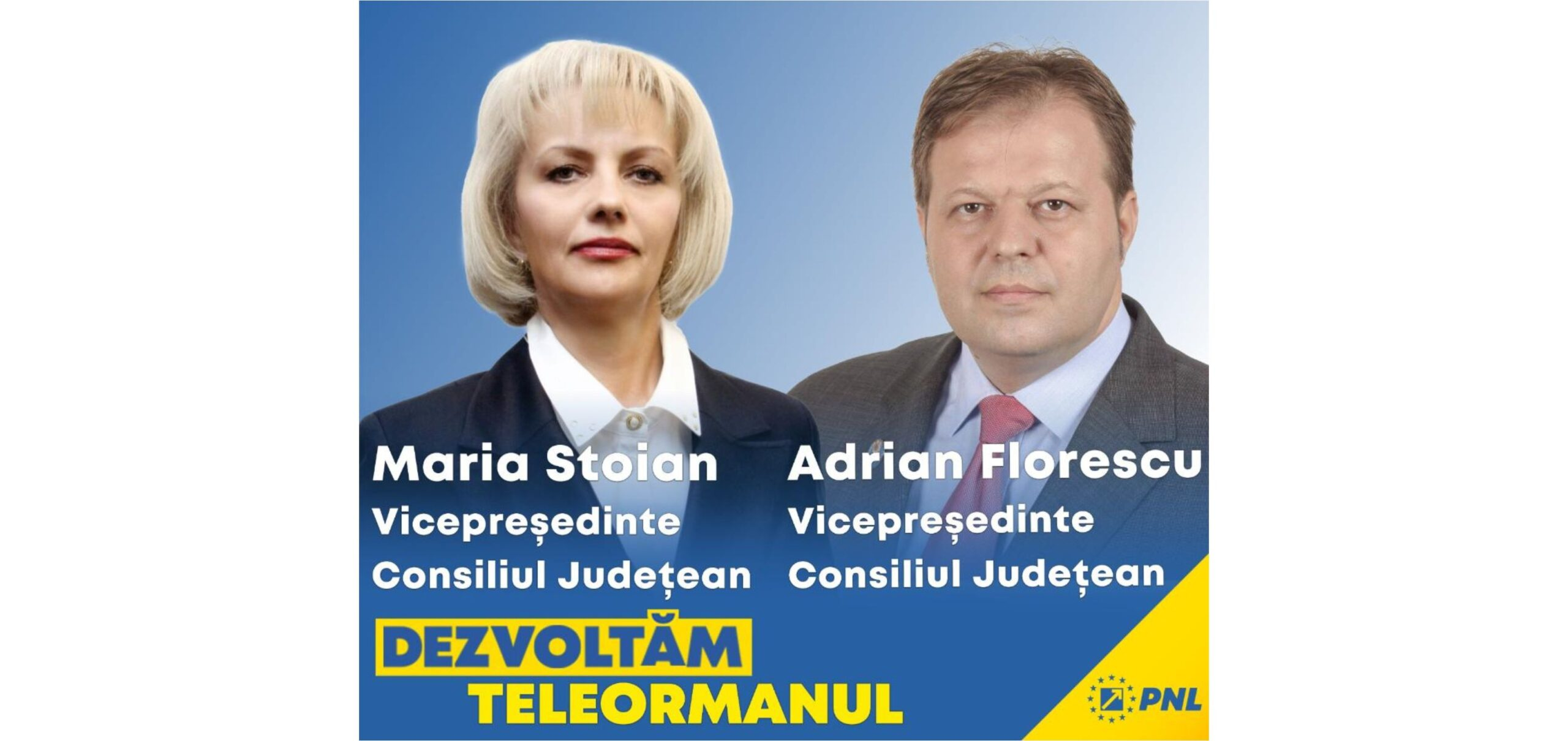 Senator Eugen Pîrvulescu: A venit ziua schimbării!
