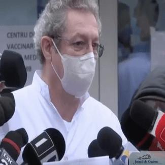 """Jurnalista : """"Nerusinatul Cercel s-a bagat in fata la vaccin. A"""