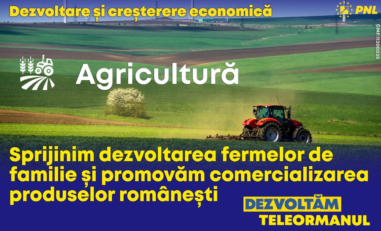 Senator Eugen Pîrvulescu: Susținem întru-totul producătorii r