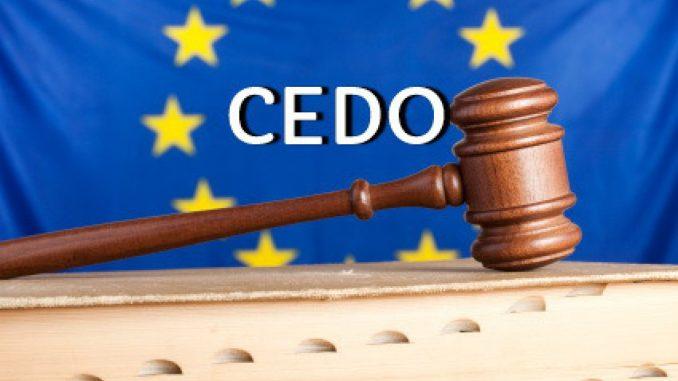 România amendată de CEDO pentru încălcarea drepturilor persoa