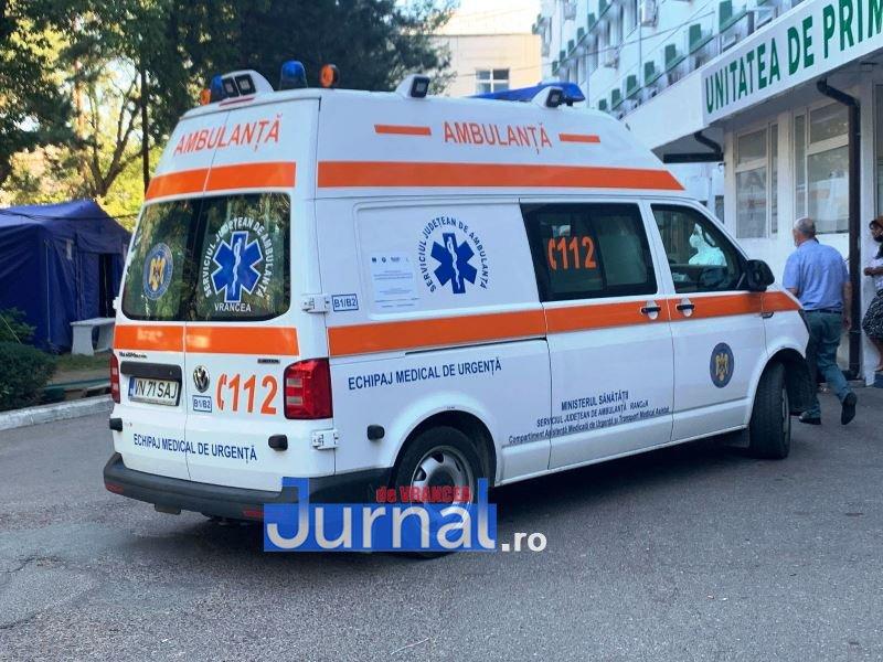 Șantaj și presiuni la Serviciul Județean de Ambulanță Vrance