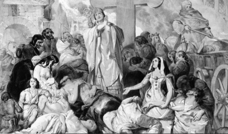 Tradiții pierdute din pandemii trecute
