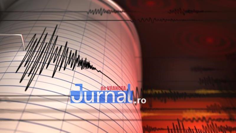 Zona seismică Vrancea s-a mișcat din nou