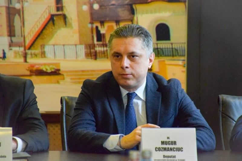 "Deputat Mugur COZMANCIUC: ""Bugetul permite importante investiț"