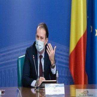 Premierul Florin Cîţu: Avem pentru 2021 un buget echilibrat, cr