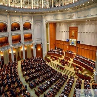 Proiectul de buget a ajuns la Parlament