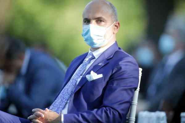 Rareș Bogdan spune că nu merge în funcția de ambasador în SU