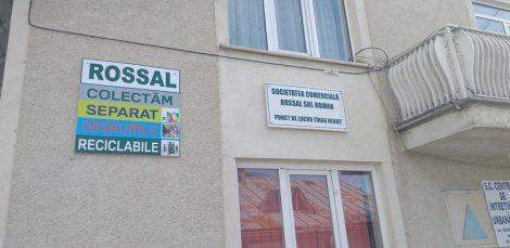 Rossal Târgu Neamţ: Campanie de colectare deşeuri voluminoase