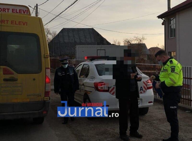Acțiuni ale poliției pentru siguranța elevilor în mijloacele