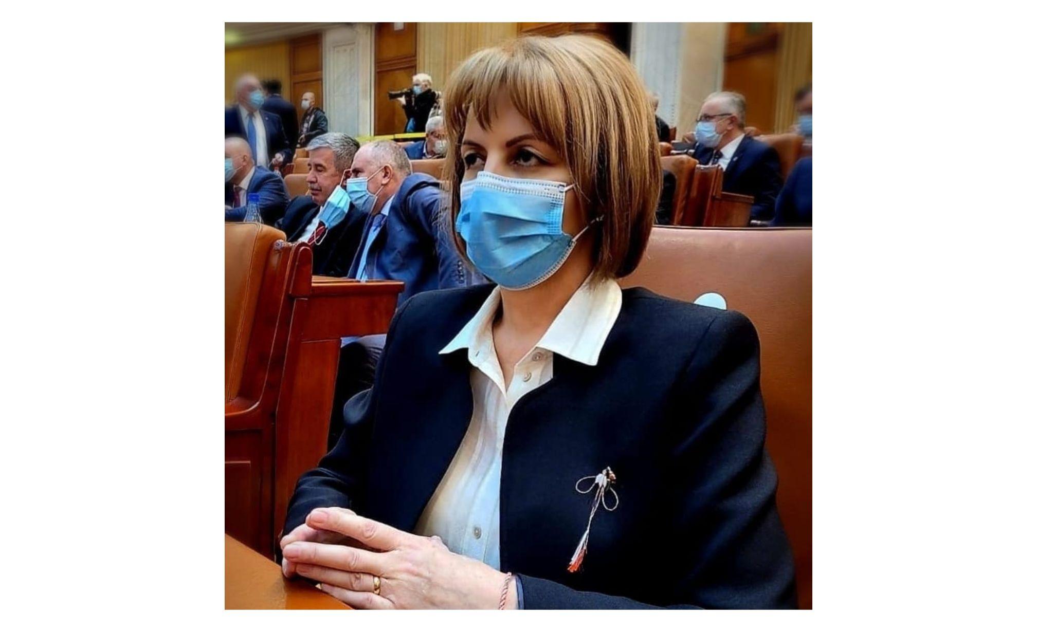 Deputat Maria Stoian: Ne propunem creşteri economice sănătoase