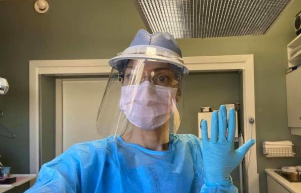 """Medicul Laura Ghibu Ventimiglia: """"Nu există nicio întrebare s"""